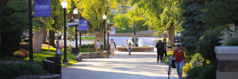 Creighton University Campus