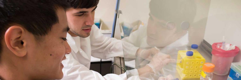 Creighton Biology Student Researchers