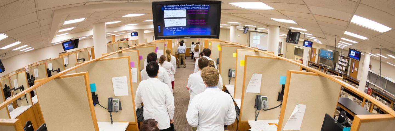 Study Healthcare at Creighton University